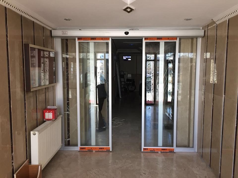 Bina İçi Rüzgarlık Kapısı 1