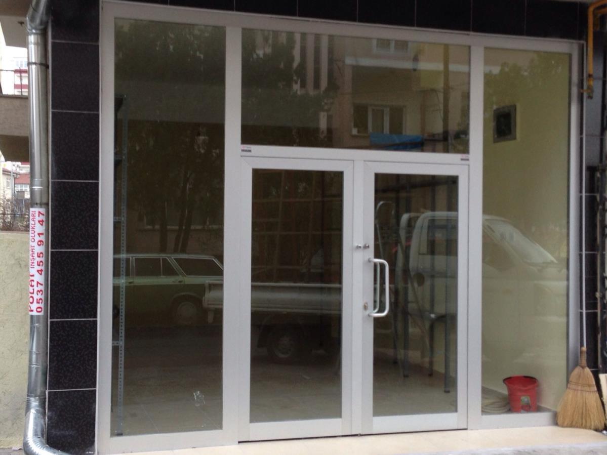 Bina Giriş Kapısı 9