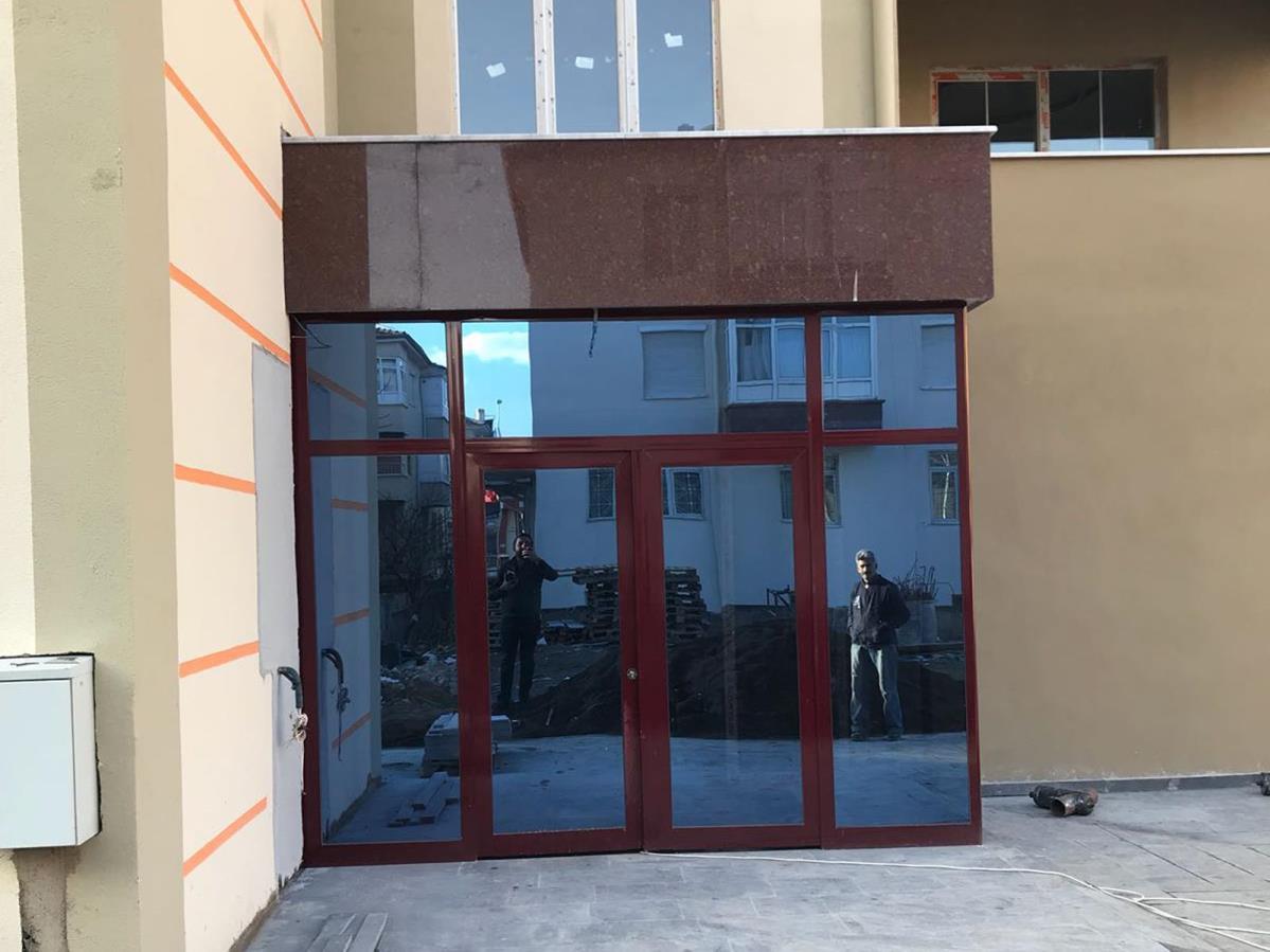 Bina Giriş Kapısı 16