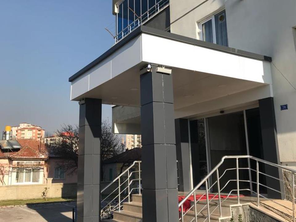 Bina Giriş Kapısı 20