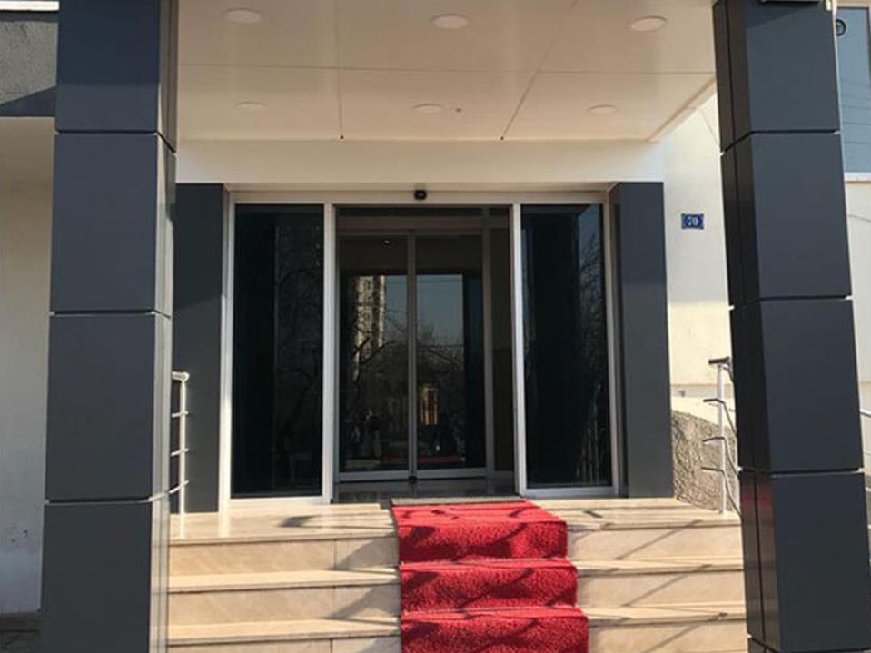 Bina Giriş Kapısı 22