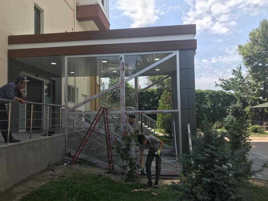 Bina Giriş Kapısı 6