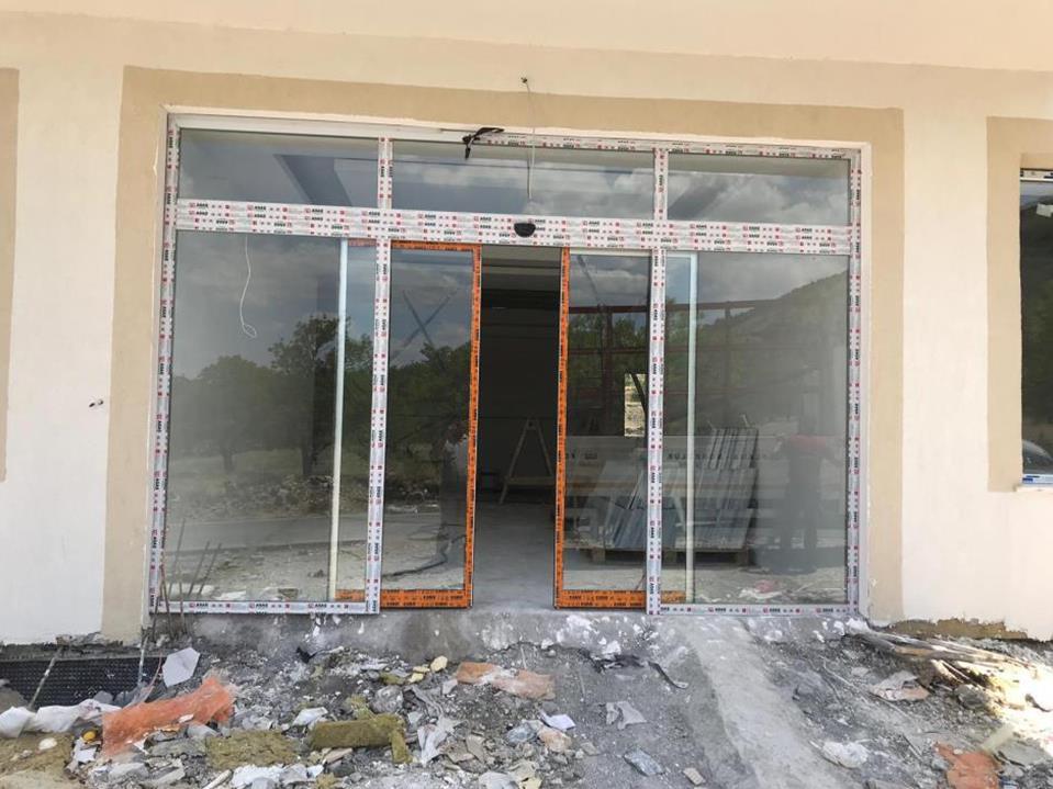 Bina Giriş Kapısı 26