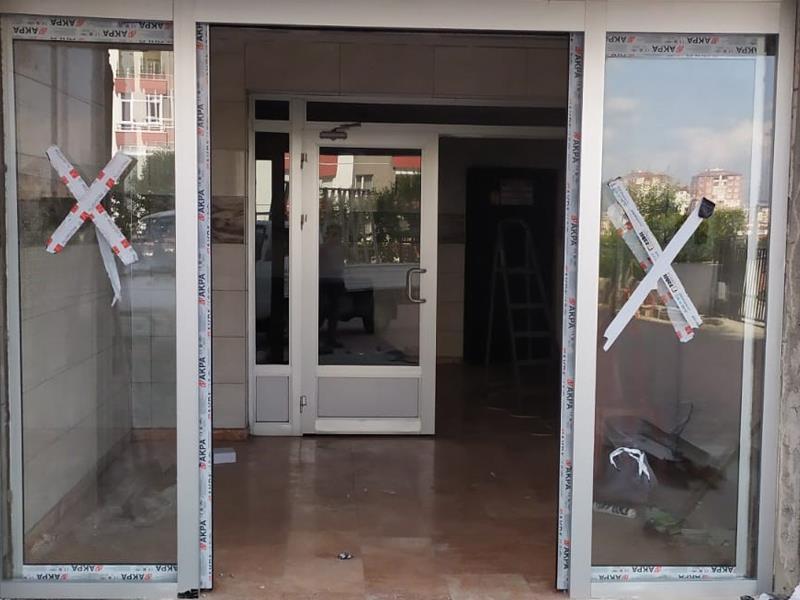 Bina Giriş Kapısı 33