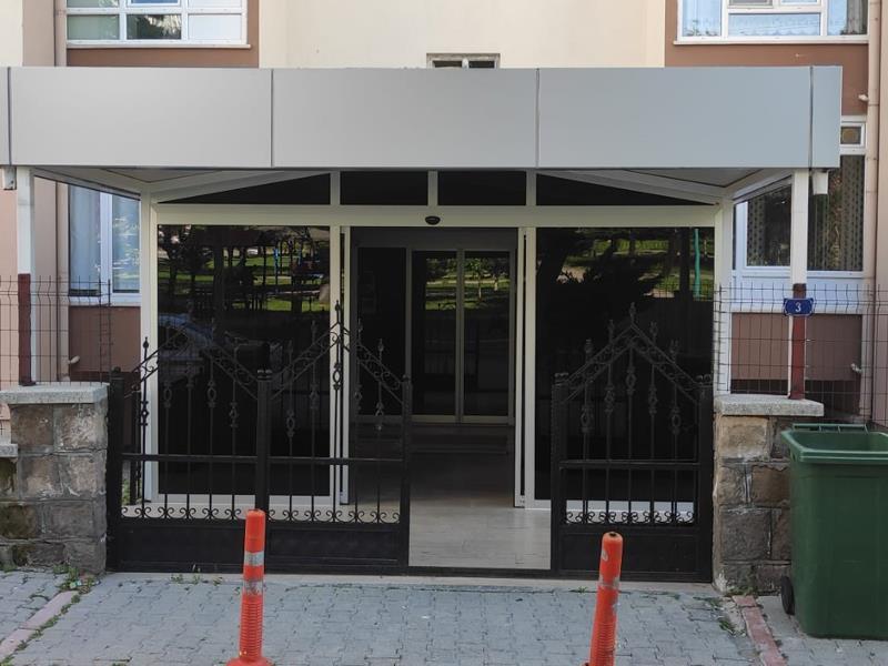 Bina Giriş Kapısı 34