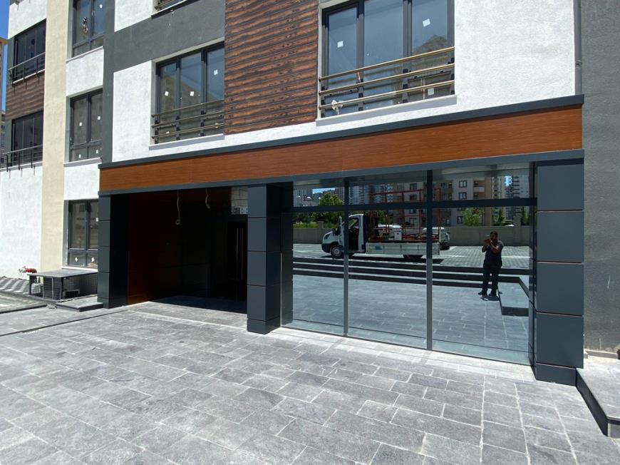 Bina Giriş Kapıları 37