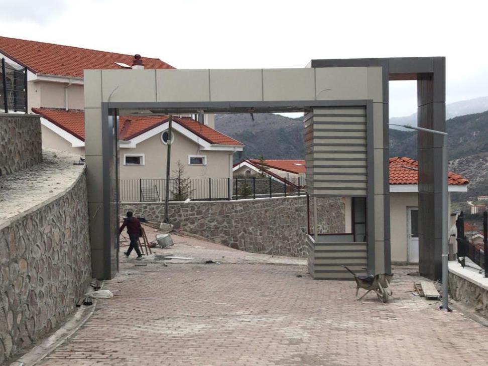 Bina Giriş Kapıları 40