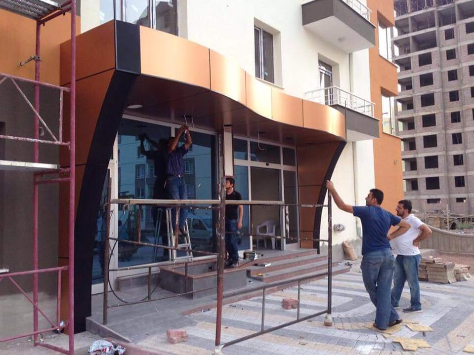 Bina Giriş Kapısı 15