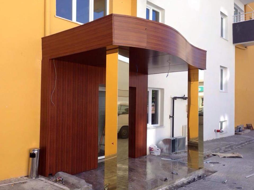 Bina Giriş Kapısı 14