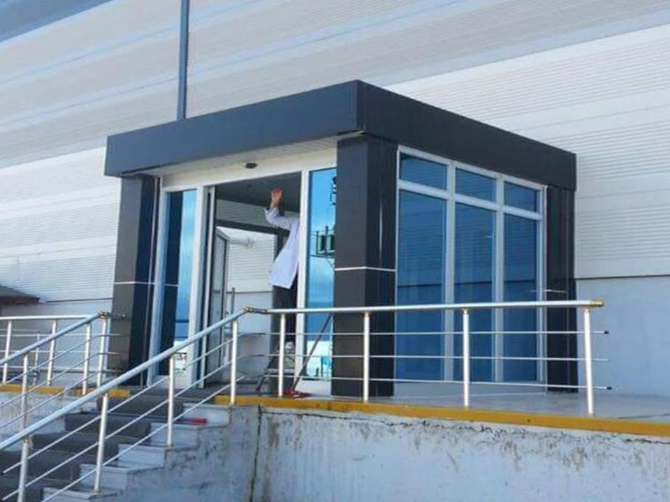 Bina Giriş Kapısı 21