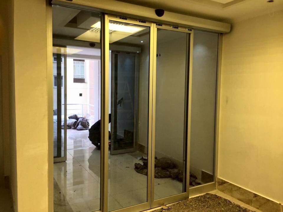Bina İçi Rüzgarlık Kapısı 2
